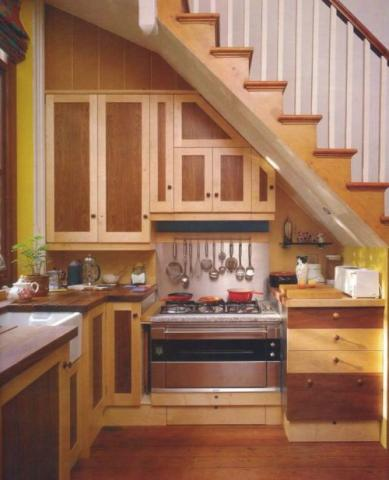 Cabinets-under-stair