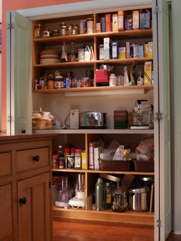 Kitchen Clutter The Working Pantry Is The Cure